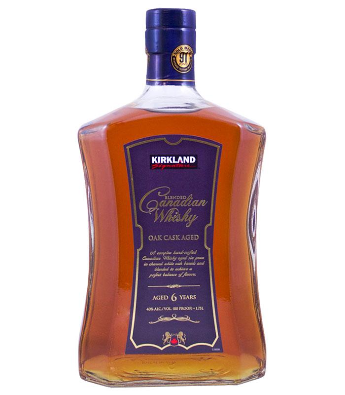 Kirkland Signature Canadian Whisky 1.75L