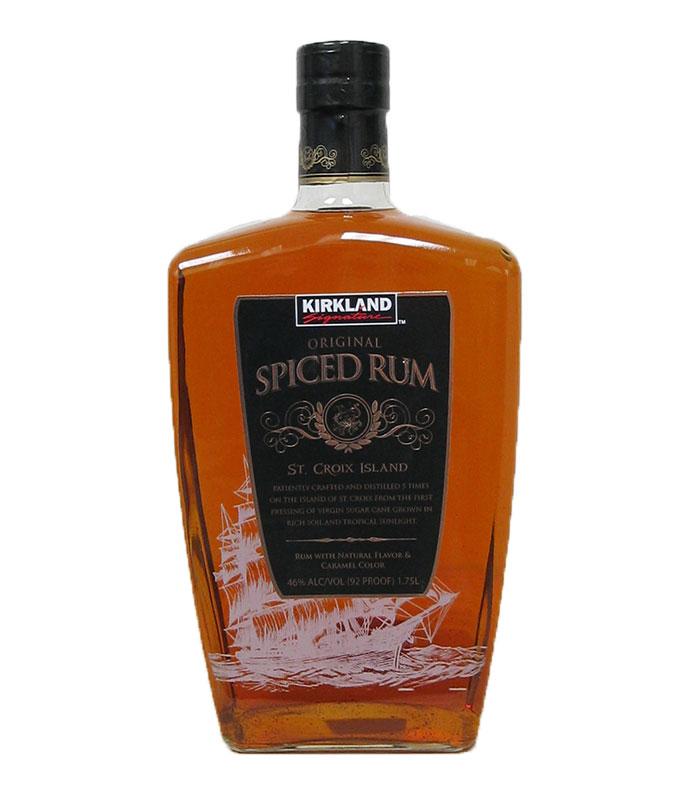 Kirkland Signature Spiced Rum