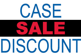 Click to visit our Case Sale Discount page