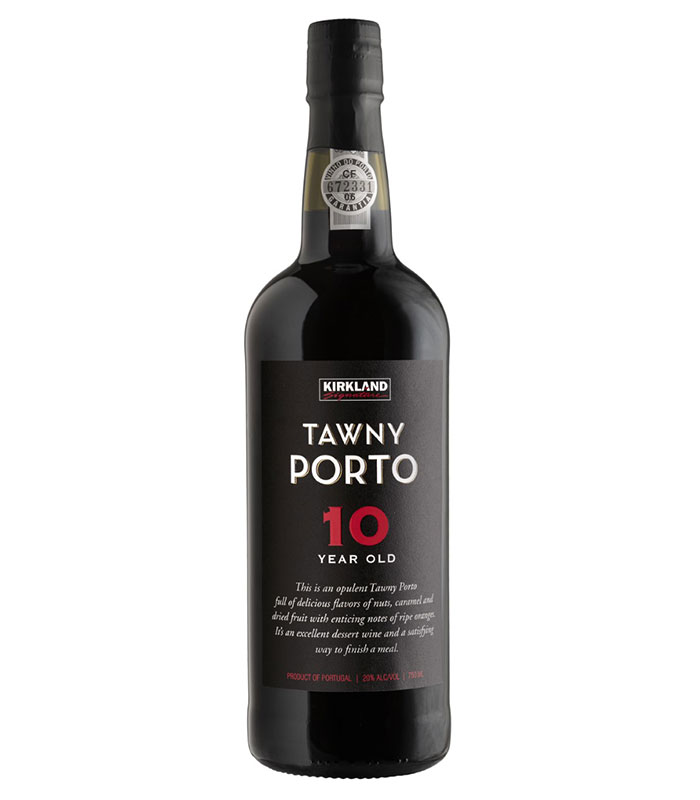 Kirkland Signature Tawny Porto 10 Year Old 750ml