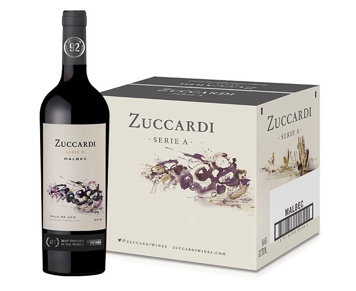 Zuccardi Serie A Malbec 750mL